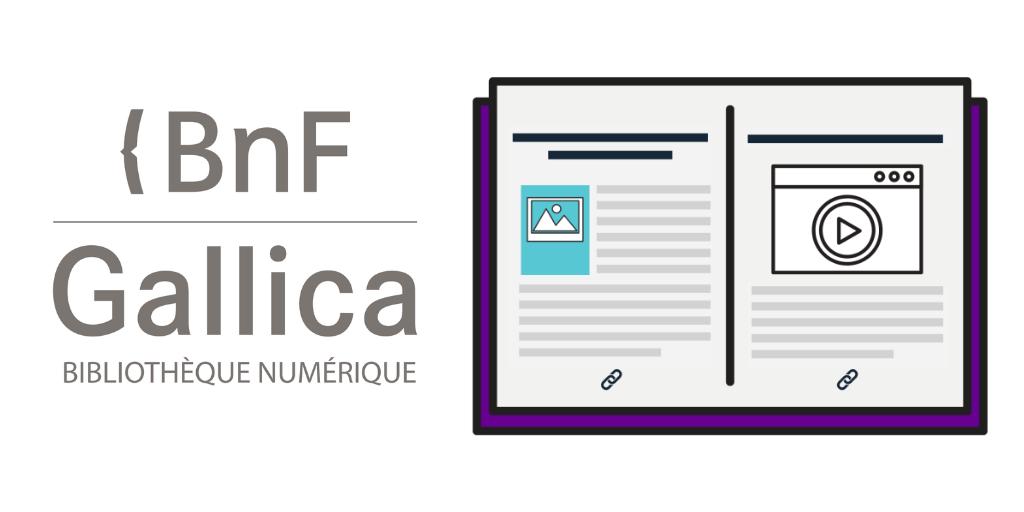 Créer un livre numérique enrichi avec Gallica