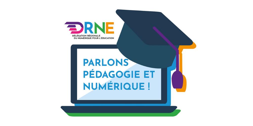 """""""Parlons pédagogie et numérique !"""" : Amélie Mariottat, Enseigner l'oral en classe inversée"""