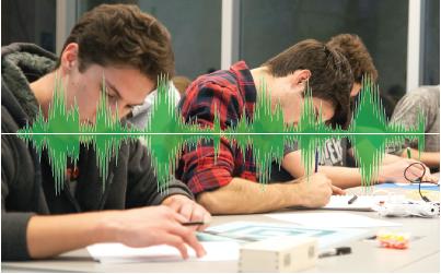 Corriger des copies numériques avec des annotations orales