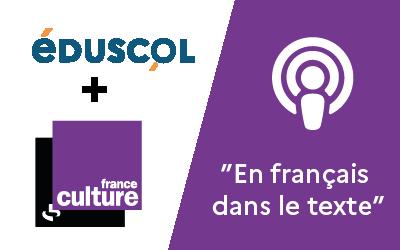 «En français dans le texte» : l'émission de radio et son podcast qui font résonner les grands textes de la littérature française