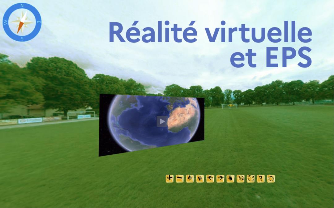 Réalité virtuelle et EPS